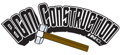 BGM Construction Inc. Logo